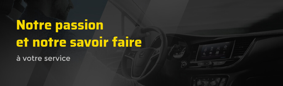 Service OPEL Troyes
